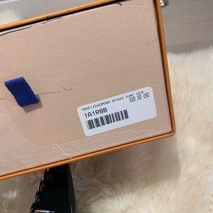 Louis Vuitton Shoes - Louis Vuitton Suede Spikes Pumps 100mm EU38